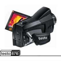 Testo876红外热像仪德图红外热像仪 Testo876原装进口|德图正品 testo 876 - 可旋转显示屏的红外热像仪如果您对【Testo876红外热像仪】的价格、厂家、型号、图片、技术参数、产品功能等有什么疑问,请联系我们获取Testo876红外热像仪的最新信息。
