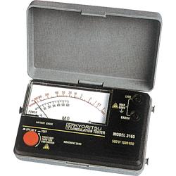 3165电阻计共立3165绝缘电阻计,日本进口绝缘电阻测试仪3165,MODEL 3165直流测试电压500V,测量范围1000MΩ如果您对【3165电阻计】的价格、厂家、型号、图片、技术参数、产品功能等有什么疑问,请联系我们获取3165电阻计的最新信息。